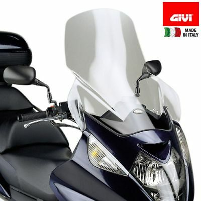 Windscreen GIVI 214DT & Brackets D214KIT Honda Silver Wing 600/ABS (01 > 09)