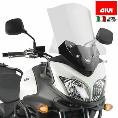 Fairing GIVI 3101DT & Brackets D3101KIT Suzuki 650 DL V Strom ABS 2011-2016