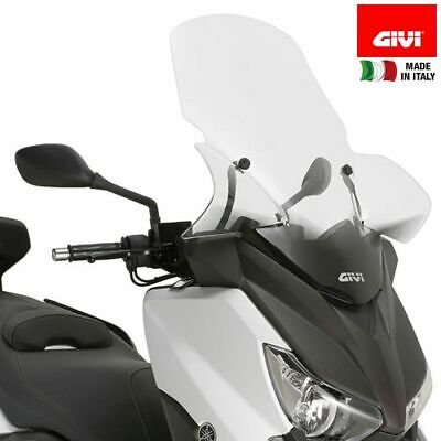 Set Fairing GIVI 2111DT & Brackets D2111KIT Yamaha 250 Ypr X Max ABS 2014-2017