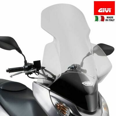 Set Fairing GIVI 323DT & Brackets D323KIT Honda 150 Pcx 2010-2013