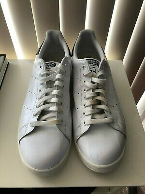 low priced d18ed 0c1b8 STAN SMITH ADIDAS Blue Leather Size 9.5 - $60.00 | PicClick