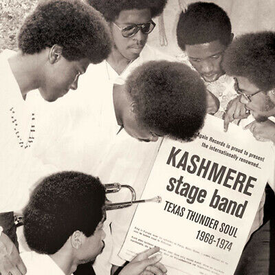 Kashmere Stage Band – Texas Thunder Soul 1968-1974 SEALED Now-Again 2xLP VINYL