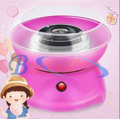 Mini Electric Cotton Candy Maker Sugar Floss Machine Kids Carnival 220V
