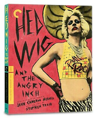 Hedwig and the Angry Inch - The Criterion Collection (Restored) [Blu-ray]