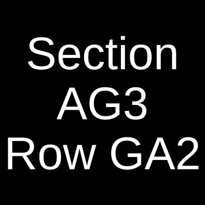 2 Tickets Tyler The Creator 9/11/19 Place Bell Laval, QC