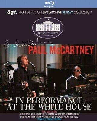 NEW PAUL McCARTNEY/ In Performance At The White House(1BDR)##na