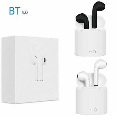 Bluetooth 5.0 Earphones For Apple Android Samsung Earpods Wireless Earbuds Pods