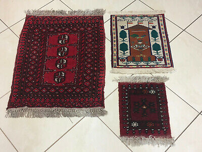 alte Orientteppiche aus Wolle Afghanistan old rug alfombra tappeto vieux tapis