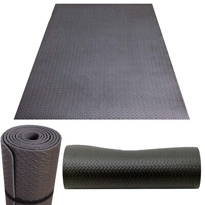 Large Yoga Mat Pilates Gym Exercise Gym Camping Picnic Gymnastics 8mm Thick Mat