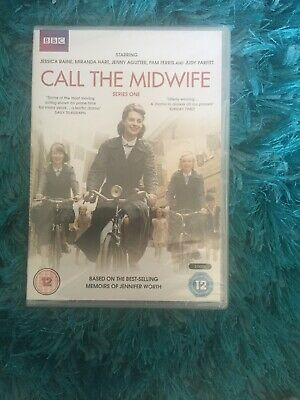 Call The Midwife - Series 1 - Complete (DVD, 2012, 2-Disc Set)