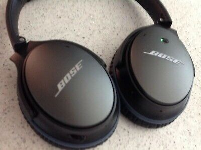 Bose QuietComfort 25 QC 25Wired Headphones - Silver/Black MINT Condition FreePst