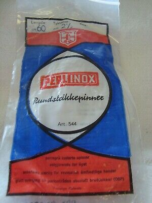 Vintage Circular Knitting Needle   2 1/2 mm  12 imperial