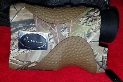 GOOD CONDITION Wildgame Innovations XRT7A Halo Laser Range Finder 700Y W/Slope