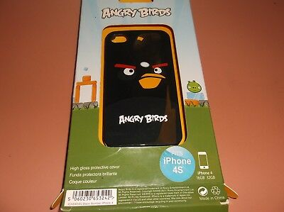 Angry Birds thin profile snap on hard case for iPhone 4/4s by gear4