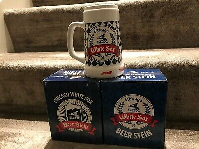 Chicago White Sox Beer Stein Giveaway Glass / Mug / Cup 8/24/19 SGA