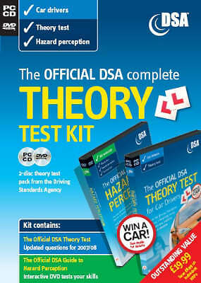 The Official DSA Complete Theory Test Kit: Valid for Tests Taken from 3rd...