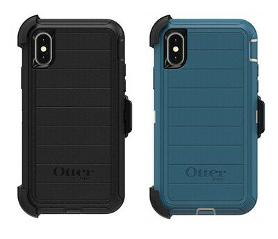 New BULK OEM OtterBox Defender Pro Series Case For iPhone X & iPhone Xs