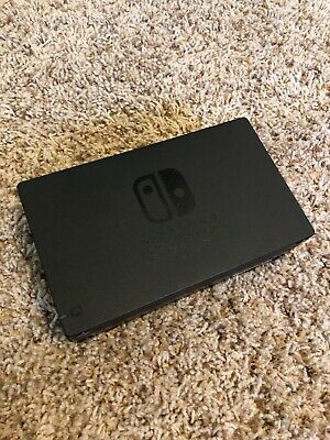 Official Genuine Nintendo Switch Console System Screen TV Dock Station ONLY!