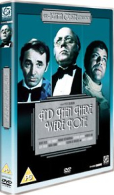 St�phane Audran, Charles Az...-And Then There Were None (UK IMPORT) DVD NEW