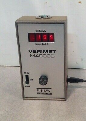 Verimet M4900B Conductivity Meter