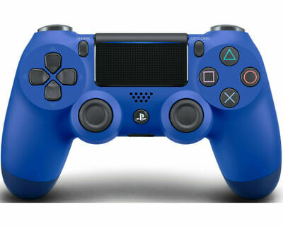 SONY PS4 PlayStation 4 Wireless Dualshock 4 Redesigned V2 Controller Wave Blue