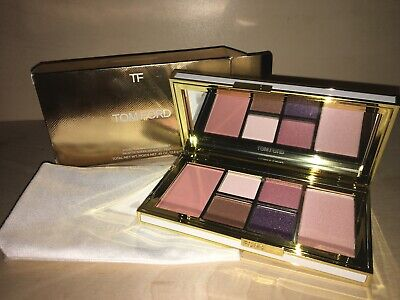TOM FORD Soleil eye and cheek palette - 04 VIOLET ARGENTE 12.8 g *NEW IN BOX*