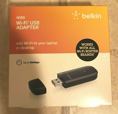 BELKIN N150 COMPACT WIFI USB ADAPTER TREIBER WINDOWS XP