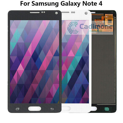 For Samsung Galaxy Note 4 N910 Assembly LCD Touch Screen Digitizer Display YU0