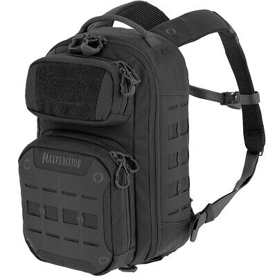 Maxpedition Riftpoint Backpack MOLLE Patrol Hunting Tactical PALS Military Black