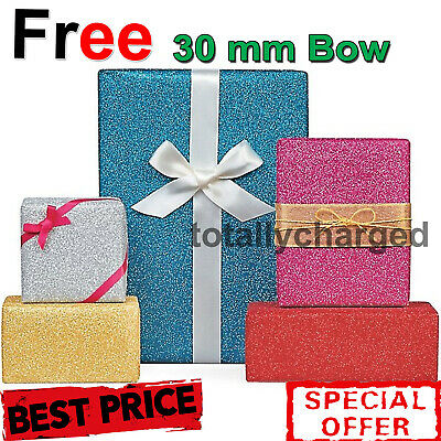 Sheets Glitter sheet Various Colors Crafts Paper Party Invitations GIft Wrap UK
