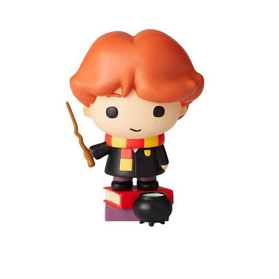 Big Head Charm Style Harry Potter Figurine Ron Weasley Wizard Enesco Resin