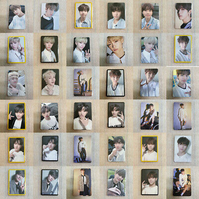 Stray Kids Yellow Wood Special Album QR Photocard Select Option