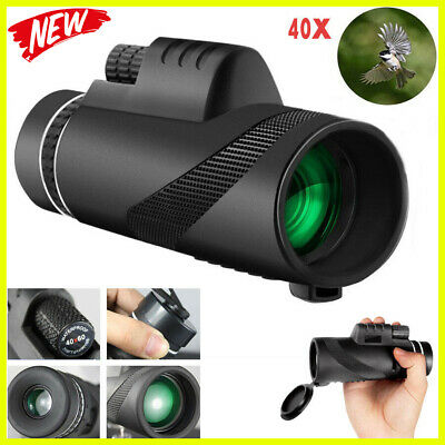 NEW WATERPROOF 40x60 HIGH QUALITY ZOOM TELESCOPE WITH NIGHT VISION FOR HUNTING
