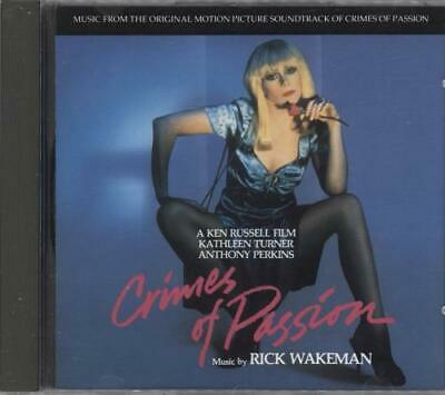 Music from Crimes Of Passion Rick Wakeman CD album (CDLP) UK RWCD(P)3