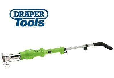 Draper 2000W Long Electric Torch Garden Patio Lawn Weed Burner Killer Remover