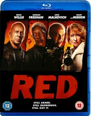 Red Bruce Willis   Blu Ray  Neuf Sous Cellophane