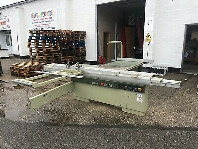 Scm Si320 Table Saw Good Used Condition
