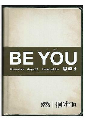 Be You - Diario agenda Harry Potter 2020 - LIMITED EDITION
