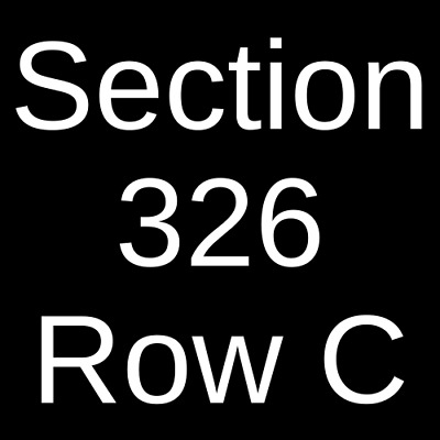 2 Tickets US Open Tennis Championship: Session 22 - Men's 9/6/19