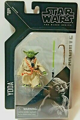STAR WARS BLACK Archive Series YODA 6in Figure Empire Strikes Back TESB IN STOCK