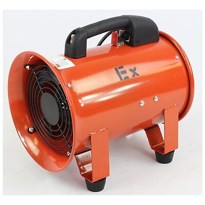 """BVV 8"""" Ignition Resistant Axial Fan"""