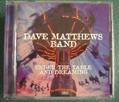 DAVE MATTHEWS BAND Under The Table & Dreaming CD mid-90's pop-rock