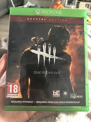 Excellent Condition ( Dead By Daylight - Special Edition )   Xbox One  Game