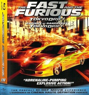 The Fast and the Furious: Tokyo Drift  (Bluray) Lil Bow Wow, Lucas Black, Sung K