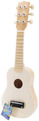 Darice Wood Percussion Instrument Guitar 20 Inches