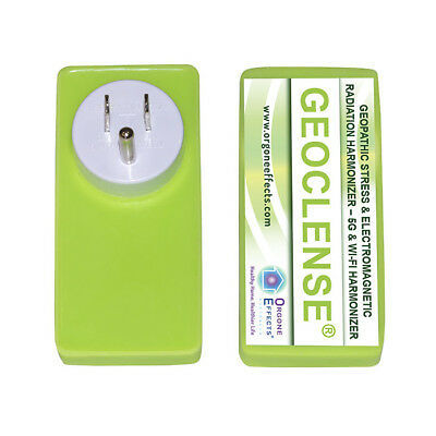 US GEOCLENSE - EMF radiation & wifi protection for home US & Canada plug