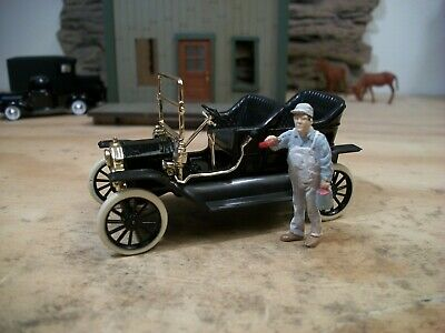 O On30 On3 1912 FORD MODEL T TOURING 1/43 NEW
