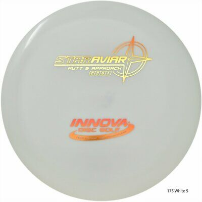 Innova Star Aviar Disc Golf Putter