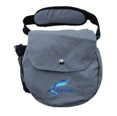 Kestrel Canvas Disc Golf Bag