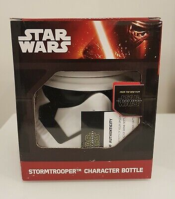Limited Edition Star Wars Stormtrooper Character Bottle